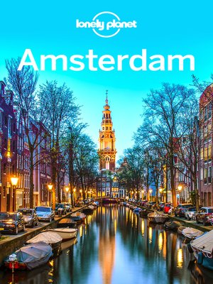 cover image of Lonely Planet Amsterdam