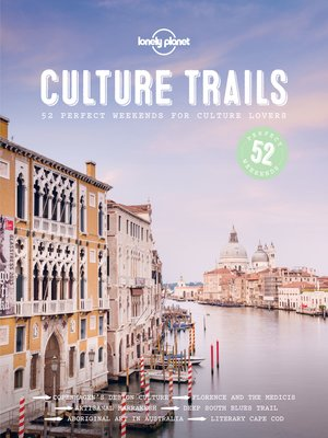 cover image of Culture Trails