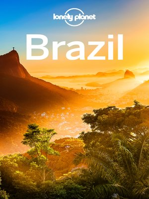 cover image of Lonely Planet Brazil