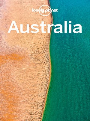 cover image of Lonely Planet Australia