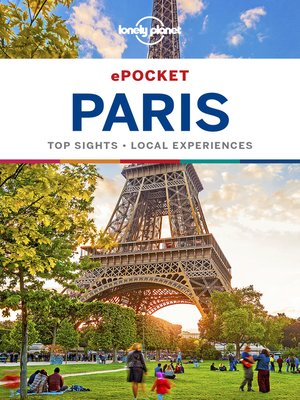 cover image of Lonely Planet Pocket Paris