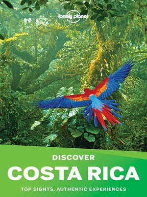 cover image of Lonely Planet Discover Costa Rica 5