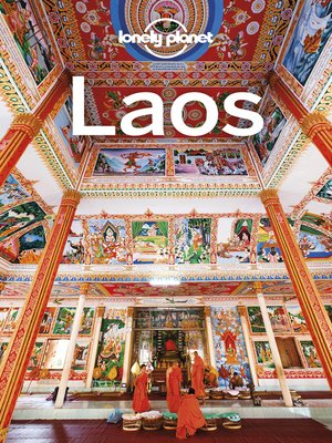 cover image of Lonely Planet Laos