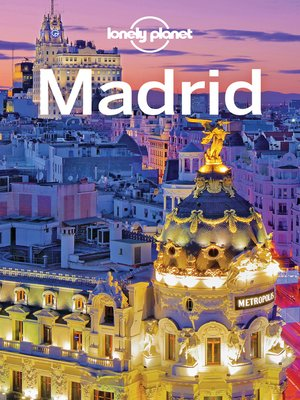 cover image of Lonely Planet Madrid