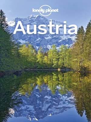 cover image of Lonely Planet Austria