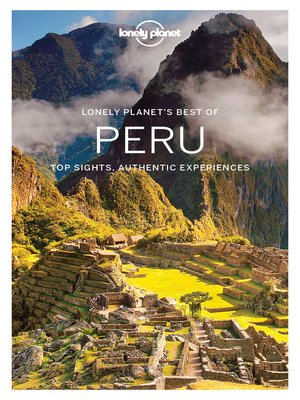 cover image of Lonely Planet's Best of Peru