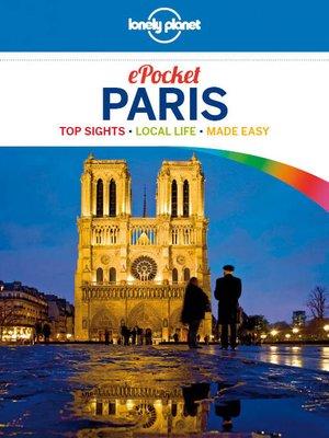 cover image of Pocket Paris Travel Guide