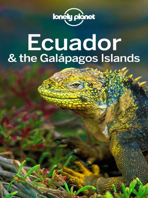 cover image of Ecuador & the Galapagos Islands Travel Guide