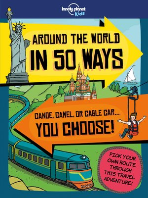 cover image of Around the World in 50 Ways
