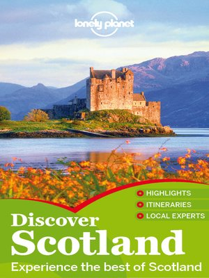 cover image of Discover Scotland Travel Guide
