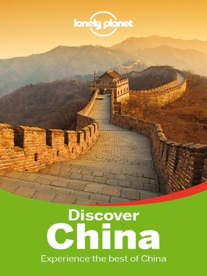cover image of Discover China Travel Guide