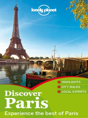 cover image of Discover Paris Travel Guide