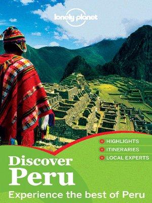 cover image of Discover Peru