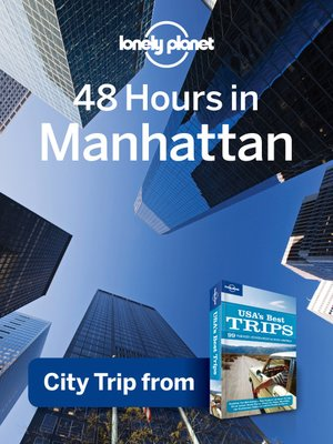 cover image of 48 Hours in Manhattan