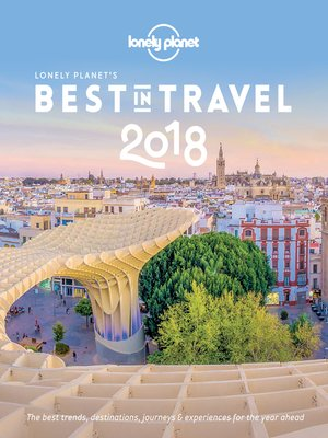 cover image of Lonely Planet's Best In Travel 2018