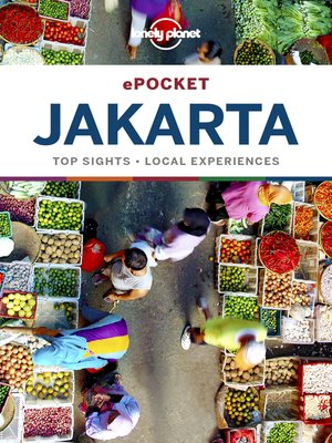 cover image of Lonely Planet Pocket Jakarta