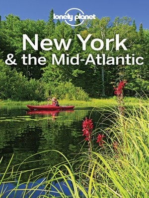 cover image of Lonely Planet New York & the Mid-Atlantic