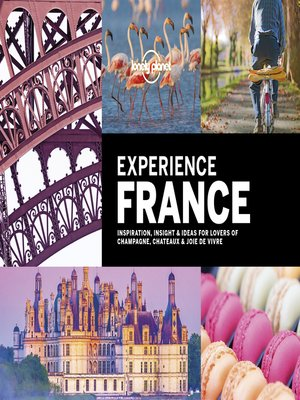 cover image of Lonely Planet Experience France