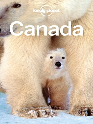cover image of Lonely Planet Canada