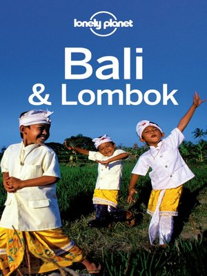 cover image of Bali & Lombok Travel Guide