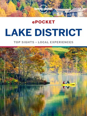 cover image of Lonely Planet Pocket Lake District