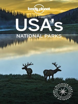 cover image of Lonely Planet USA's National Parks