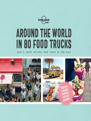 cover image of Around the World in 80 Food Trucks