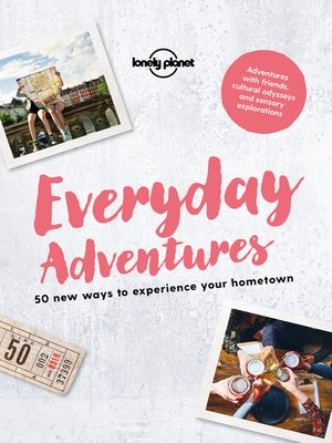 cover image of Everyday Adventures