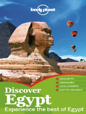 cover image of Discover Egypt Travel Guide