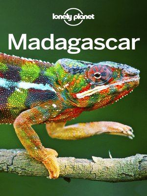 cover image of Lonely Planet Madagascar