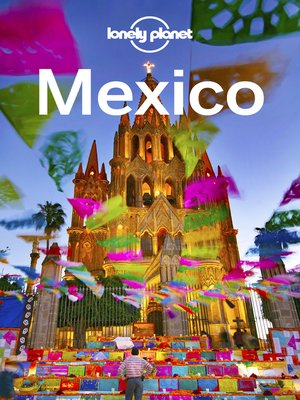 cover image of Lonely Planet Mexico