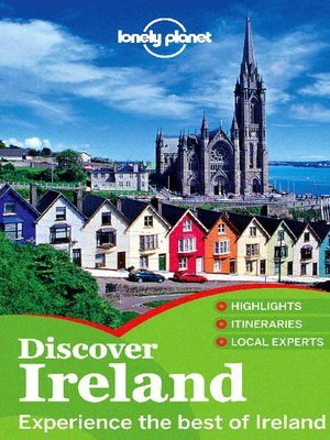 cover image of Discover Ireland