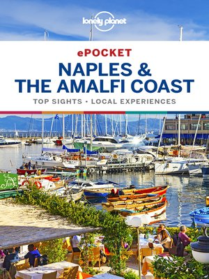 cover image of Lonely Planet Pocket Naples & the Amalfi Coast