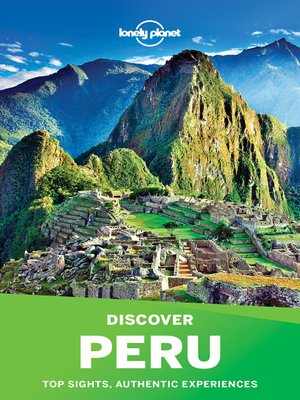 cover image of Lonely Planet's Discover Peru