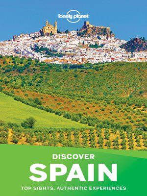 cover image of Lonely Planet Discover Spain 6