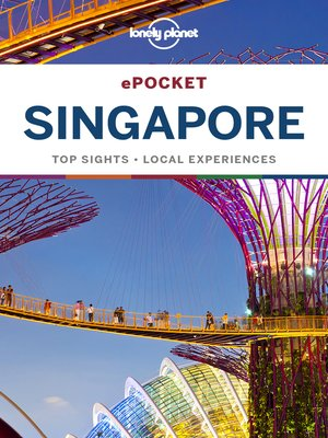 cover image of Lonely Planet Pocket Singapore