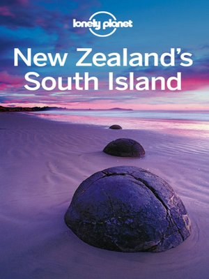 cover image of New Zealand's South Island Travel Guide