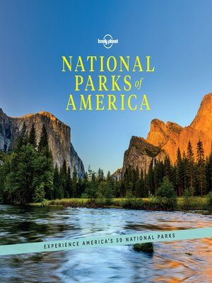 cover image of National Parks of America