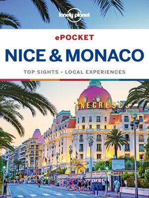 cover image of Lonely Planet Pocket Nice & Monaco