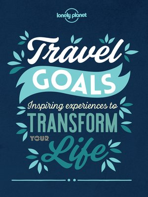 cover image of Travel Goals
