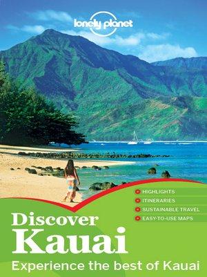 cover image of Discover Kaua'i Travel Guide