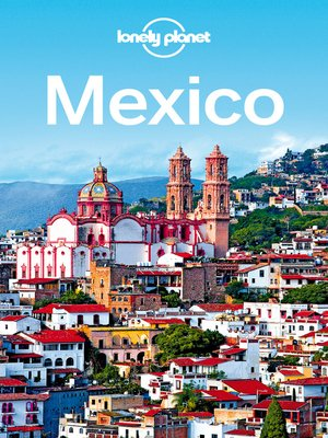 cover image of Mexico Travel Guide