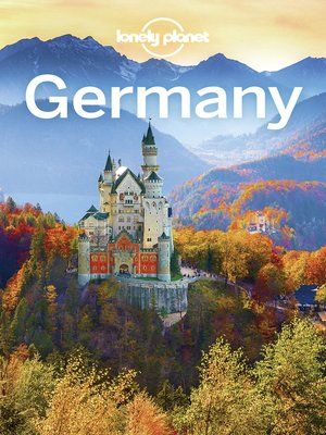 cover image of Lonely Planet Germany