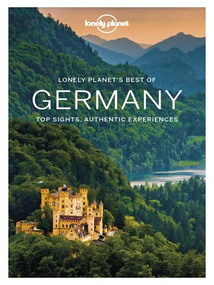 cover image of Lonely Planet Best of Germany