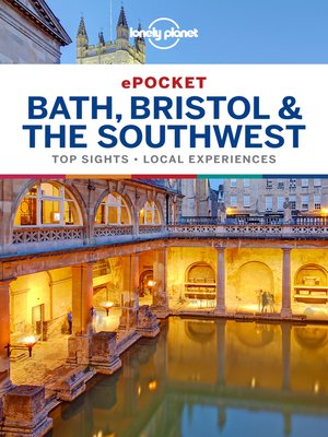 cover image of Lonely Planet Pocket Bath, Bristol & the Southwest