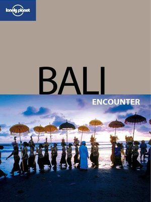 cover image of Bali Encounter