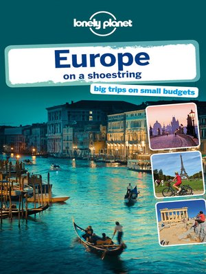 cover image of Europe On a Shoestring Travel Guide