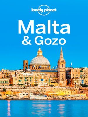 cover image of Lonely Planet Malta & Gozo