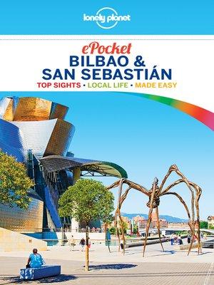 cover image of Lonely Planet Pocket Bilbao & San Sebastian