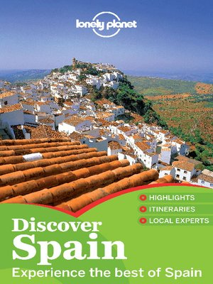 cover image of Discover Spain